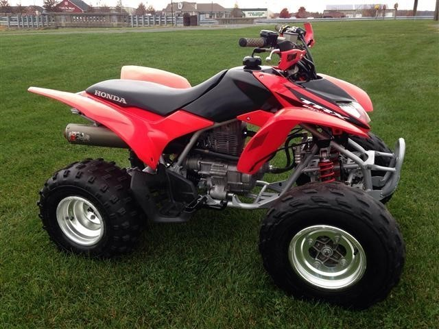 2007 honda recon 250 motorcycles for sale. Black Bedroom Furniture Sets. Home Design Ideas