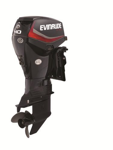 2015 EVINRUDE E40DPGL Engine and Engine Accessories