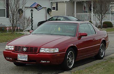 Cadillac : Eldorado ETC Coupe 2-Door 2002 cadillac eldorado etc coupe 2 door 4.6 l