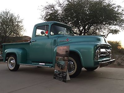 Ford : Other Pickups 1956 ford f 100 pickup