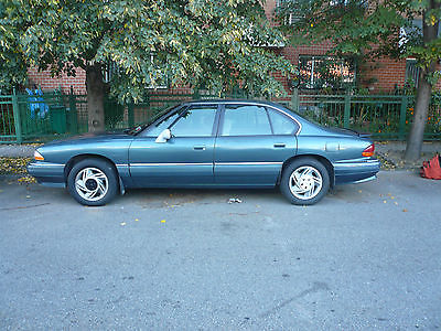 Pontiac : Bonneville SE Sedan 4-Door 1995 pontiac bonneville se sedan 4 door 3.8 l