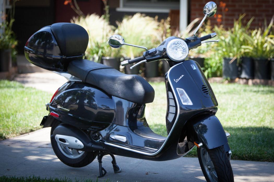 vespa granturismo motorcycles for sale. Black Bedroom Furniture Sets. Home Design Ideas
