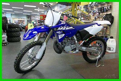 Yamaha : YZ New 2015 Yamaha YZ 250 YZ250 2 stroke plus $300 blu cru card OTD Price