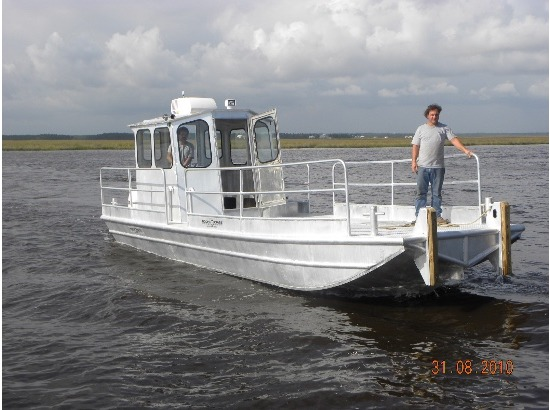 2011 Rookie Flat Barge