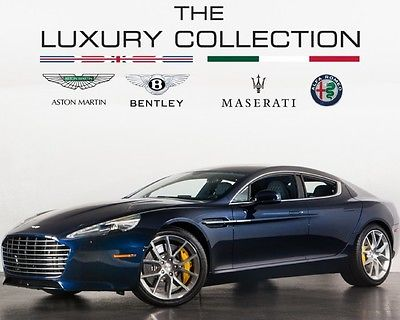 Aston Martin : Rapide 2015 aston martin