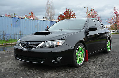 Subaru : WRX wrx 2008 subaru wrx impreza wrx 5 speed awd 4 wd usb aux cd keyless entry clean title
