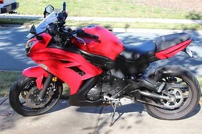 Kawasaki : Ninja 2012 kawasaki ninja 650 4200 mi great condition