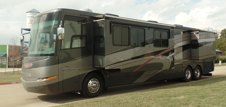 2002 Newmar New Mar MOUNTAIN AIR