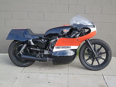 Harley-Davidson : Sportster Special Harley Street Cafe Racer , Evo 1200 Screeming eagle Performance XR, XLCR