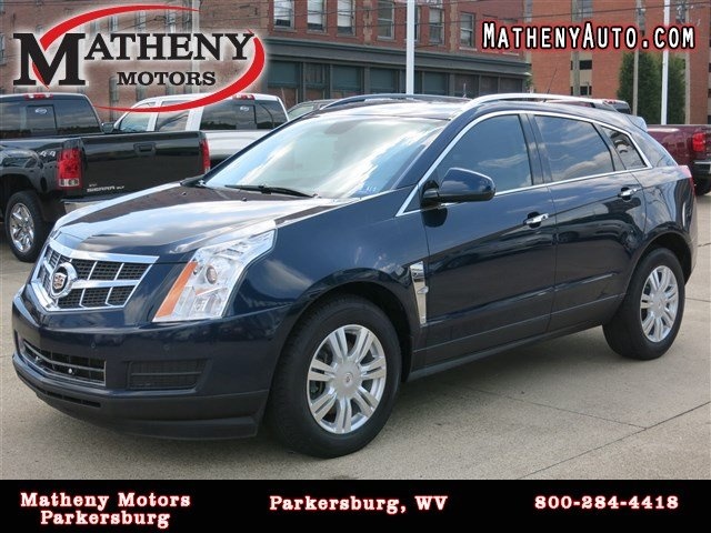 2011 Cadillac SRX Luxury Collection Parkersburg, WV