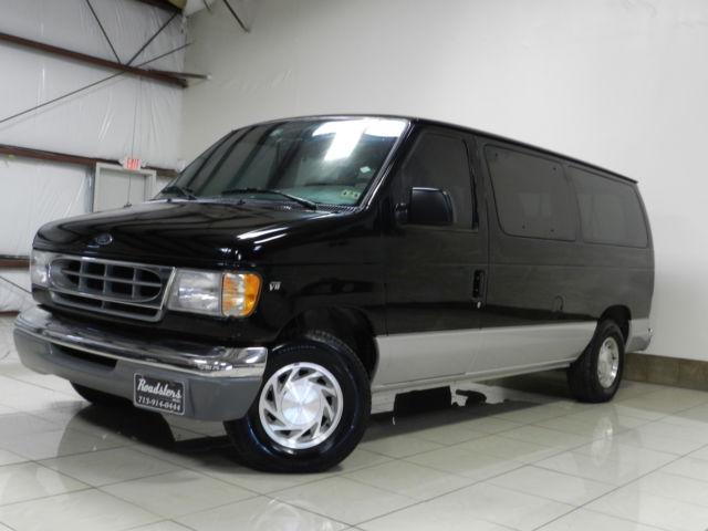 Ford : E-Series Van CONVERSION FORD E-150 LOW-TOP CONVERSION VAN TV/DVD TOW