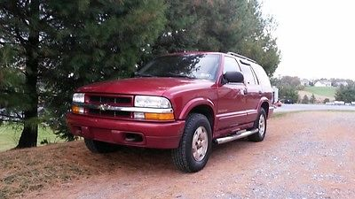2000 chevy s10 blazer cars for sale