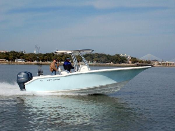 2016 Key West 244 CC