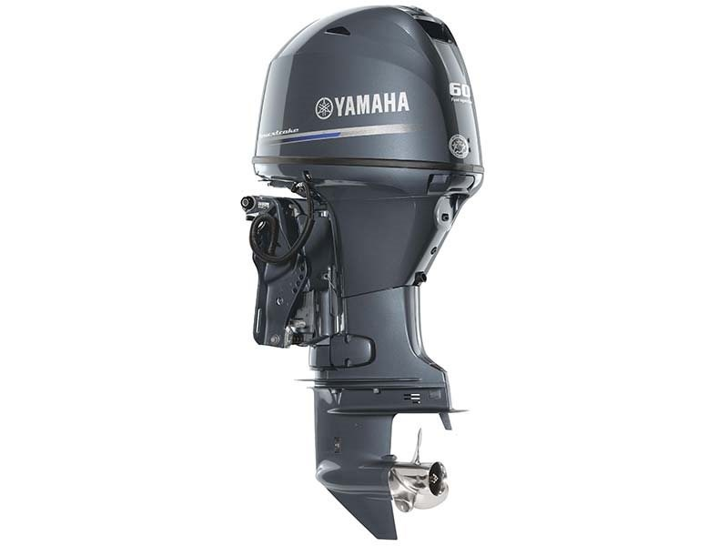 2016 Yamaha F60LB Engine and Engine Accessories