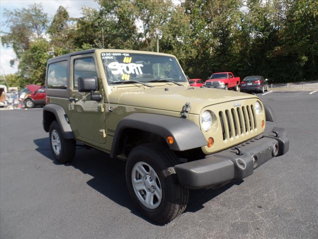 2013 Jeep Wrangler Sport Louisville, TN