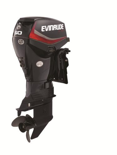 2015 EVINRUDE E50DPGL Engine and Engine Accessories