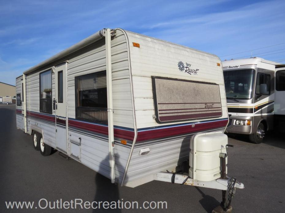 Fleetwood Terry Resort Rvs For Sale In North Dakota