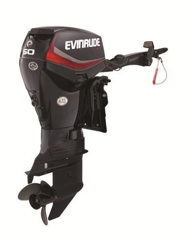 2015 EVINRUDE E50DGTL Engine and Engine Accessories