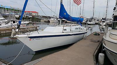 1981 Ericson 30+ Sailboat