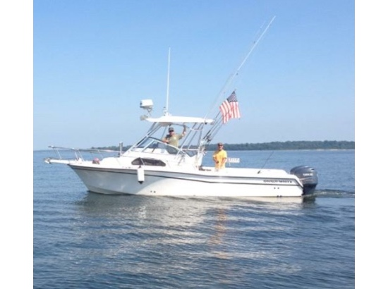 2002 Grady-White Sail Fish