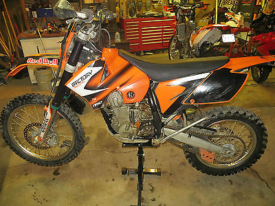ktm 400 motorcycles for sale