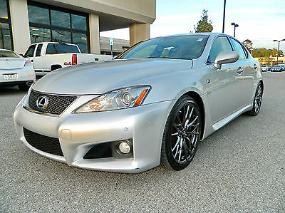 Lexus : IS ISF 2010 lexus is f base sedan 4 door 5.0 l