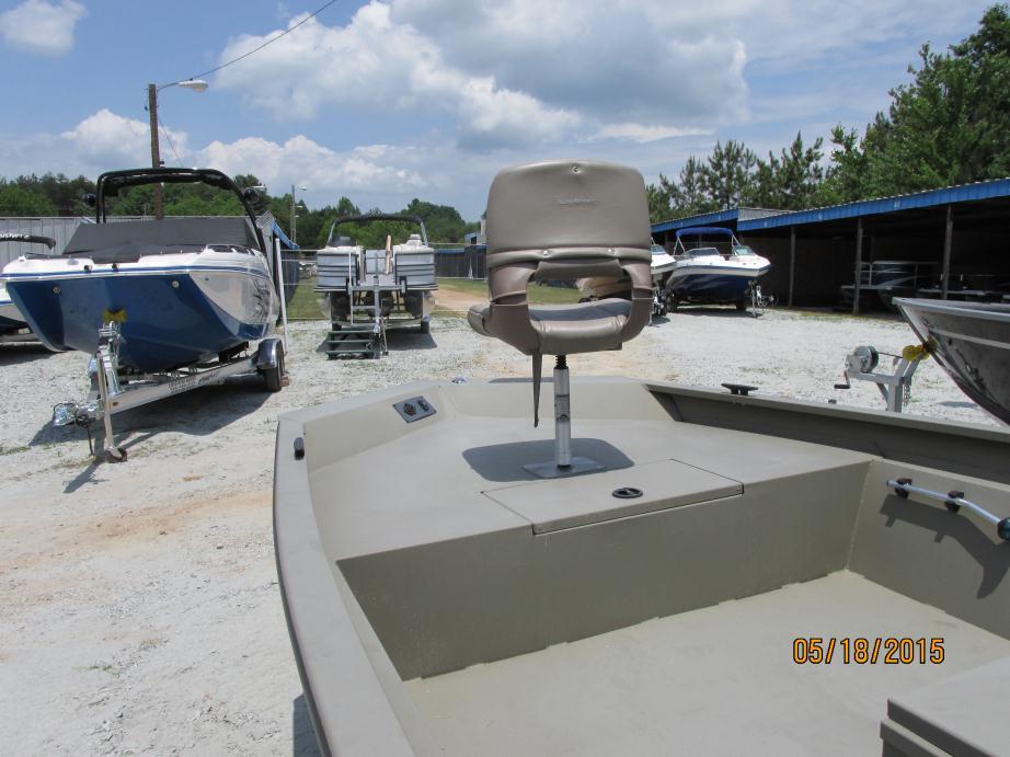 2012 Alumacraft 1756CC