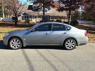 Infiniti : M35 M35X all wheel drive 2007 m 35 x all wheel drive original owner garage kept never smoked in