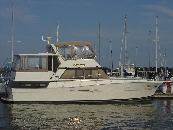 Viking motor yacht boats for sale in virginia for 44 viking motor yacht