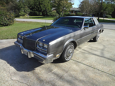 Buick : Riviera 1985 buick riviera vintage super condition