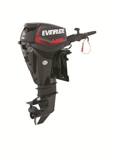 2015 EVINRUDE E15HTGL Engine and Engine Accessories