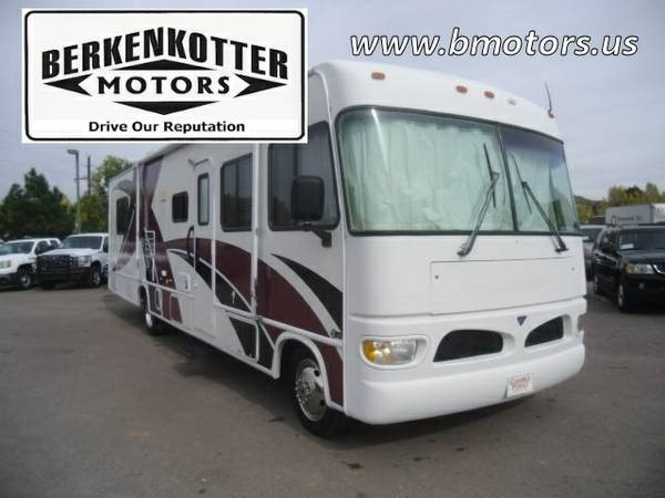 Thor Motor Coach Wanderer 32rkss Rvs For Sale