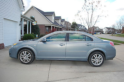 Saturn : Aura XE Sedan 4-Door Low miles, One owner, great condition, everything works