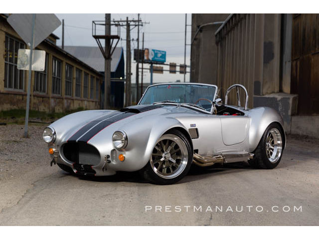 Shelby : Backdraft Cobra 1965 Shelby Cobra Roadster 1965 shelby cobra replica 427 backdraft cobra