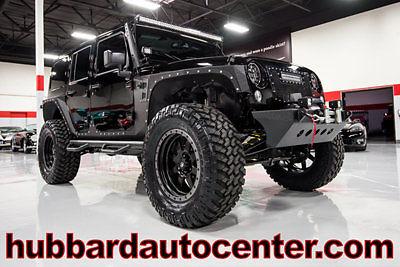 Jeep : Wrangler The