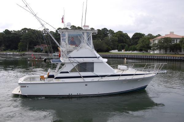 1980 Bertram 35 Convertible