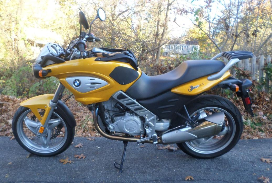 bmw f650cs motorcycles for sale in new york. Black Bedroom Furniture Sets. Home Design Ideas