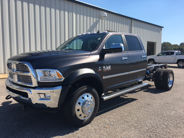 2016 Ram 4500 Hd Chassis