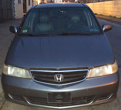 Honda : Odyssey EX 2002 honda odyssey ex mini passenger van 5 door 3.5 l