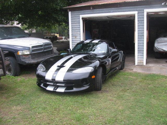Dodge : Viper 2dr GTS-ACR Viper GTS-ACR Coupe Black/Silver