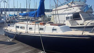 1971 Morgan 35 Sailboat