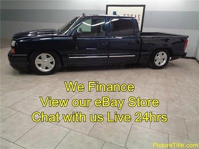 Chevrolet : Silverado 1500 LS 2WD Crew Lowered Exhaust 06 silverado 1500 2 wd lowered exhaust crew bed liner we finance texas