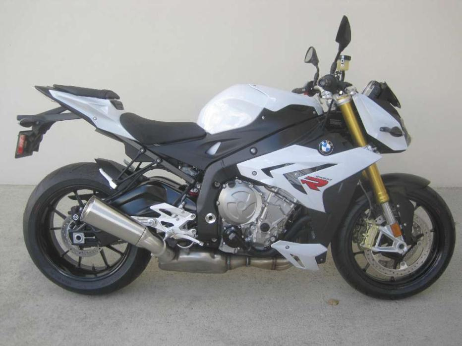 Bmw S 1000 R Light White Motorcycles for sale
