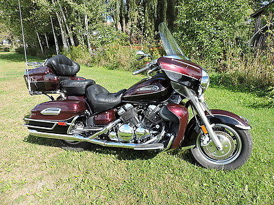 Yamaha : Royal Star YAMAHA VENTURE 1300 ROYAL STAR 1300 XVZ 1300 2008
