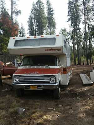 1978 Dodge Jamboree MotorHome