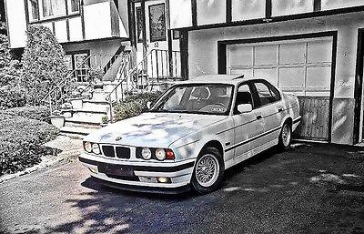 BMW : 5-Series Base Sedan 4-Door 1995 bmw 540 i base sedan 4 door 4.0 l