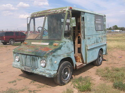 International Harvester : Other 2 Door 1970 international harvester mail milk post ice cream food concession catering