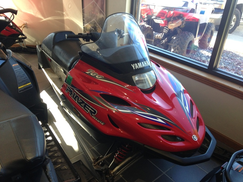 Snowmobiles for sale in abrams wisconsin for Used yamaha snowmobiles for sale in wisconsin