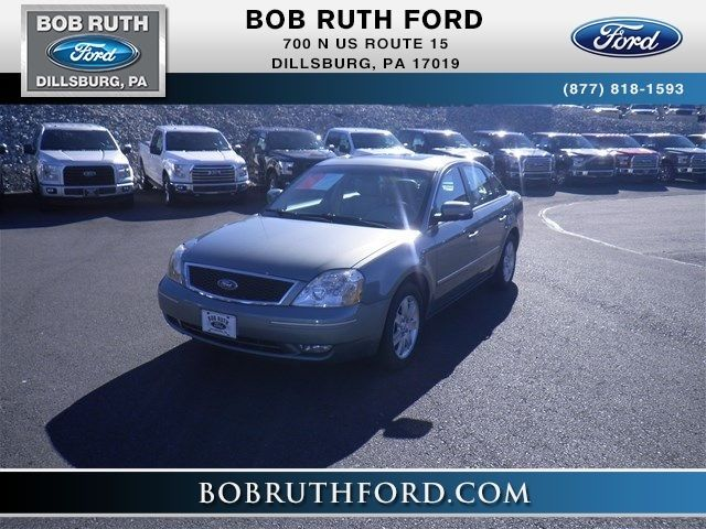 2006 Ford Five Hundred Sel Cars For Sale
