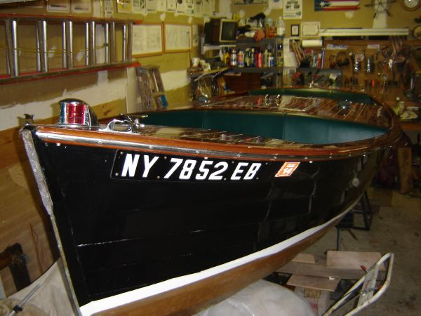 1950 Jersey Speed Skiff 16